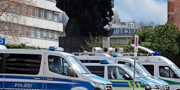 Chemnitz: Polizei nach Corona-Demoverbot angegriffen