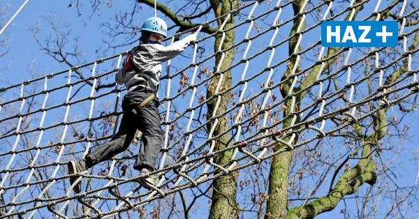 Seilgarten Hannover: Saisonstart zum Klettern in der Eilenriede
