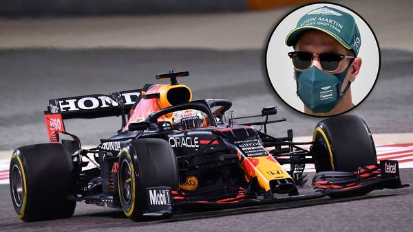 Verstappen holt Pole-Position in Bahrain vor Hamilton - Vettel verzockt sich