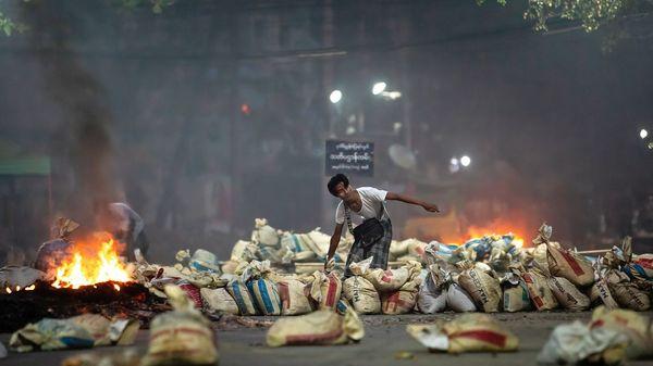 """UN-Sicherheitsrat verurteilt """"Massenmord"""" in Myanmar"""