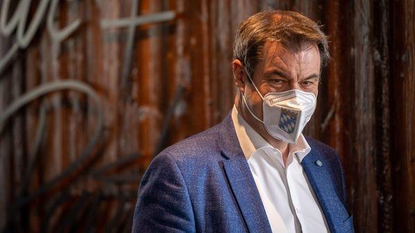 Markus Söder attackiert Bundesländer: Einige haben Ernst der Lage nicht verstanden