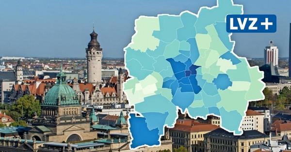 Wohnung mieten in Leipzig: Wie hoch ist die Miete in meinem Stadtteil? Aktuelle Mietpreise 2021