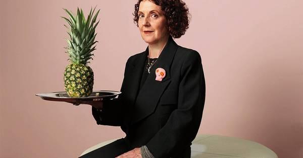 Carmen Hijosa, founder of Ananas Anam.