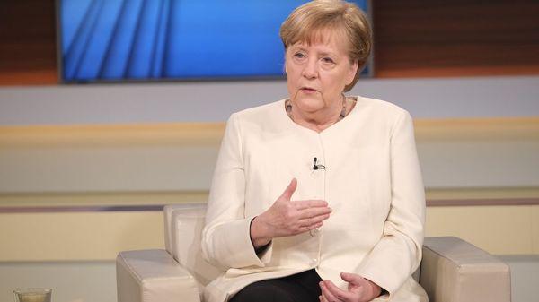 """Angela Merkel bei Anne Will: """"Öffnen ist nicht das Gebot der Stunde"""""""