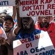Haïti: des milliers de manifestants dans la rue contre le projet de référendum constitutionnel