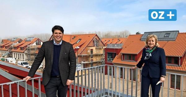 Dünen, Golfplatz, E-Bikes: Das bietet das neue Urlaubsresort bei Wismar