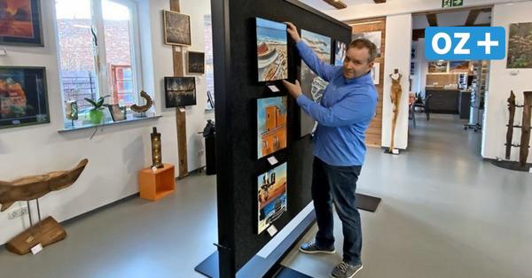 """Galerie """"kunstvoll"""" in Barth: Wo angesagte Künstler von morgen ausstellen"""