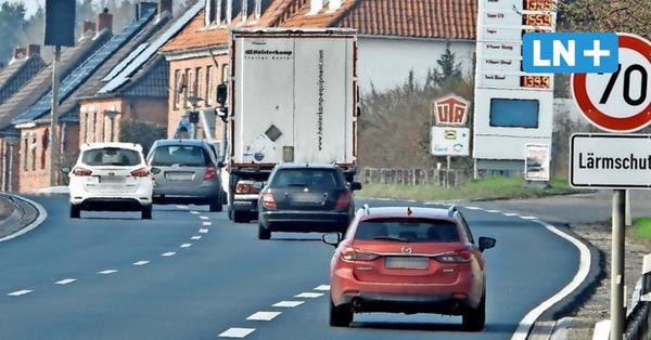 Lärmschutz: Auf der B 75 in Kücknitz ist nur noch Tempo 70 erlaubt