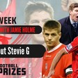 Steven Gerrard | The Midweek Fix | Liverpool FC News & Chat