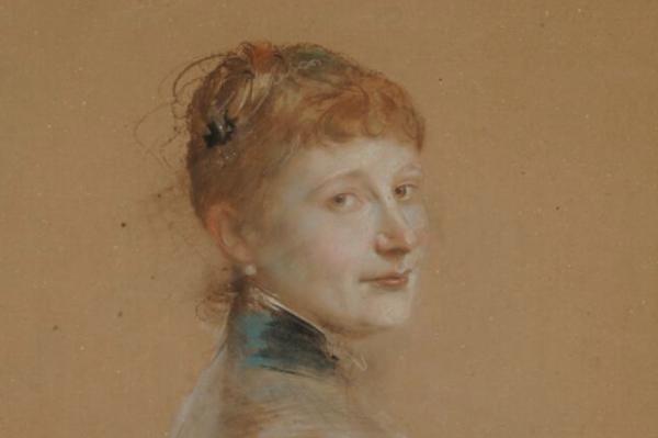 Kennen Sie diese Frau? Das ist Auguste Victoria, die letzte deutsche Kaiserin. Foto: Museum Huis Doorn
