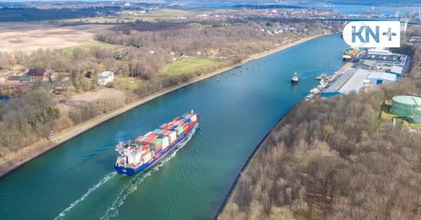 Nord-Ostsee-Kanal als Lebensader mit hoher Bedeutung für die Wirtschaft