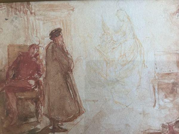 Marius Bauer (1867 - 1932) - Scene uit de opera Faust. - Catawiki