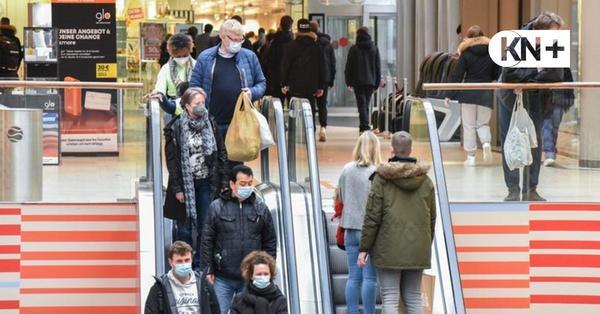 Inzidenz in Kiel deutlich über 50er Marke: Kieler Einzelhandel ist in Sorge