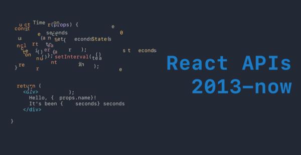 React API evolution / frantic.im