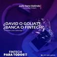 ¿David o Goliat?; ¿Banca o Fintech? Entrevista a Juan Saldarriaga de Rapicredit - Fintech para todos