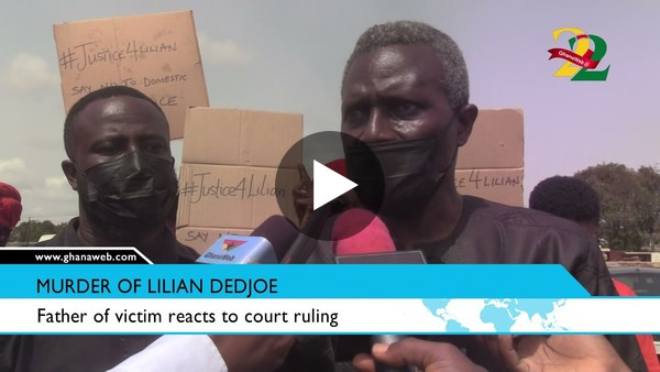 Murder of Lilian Dedjoe: Father of victim reacts to court ruling