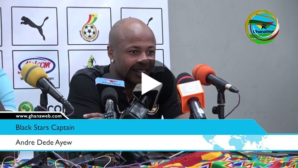 We are proud of our achievement - Andre Ayew