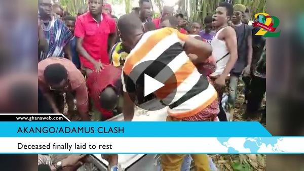 Akango/Adamus clash: Deceased finally laid to rest