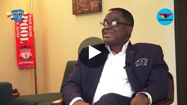 Sports Check with GOC President Ben Nunoo Mensah