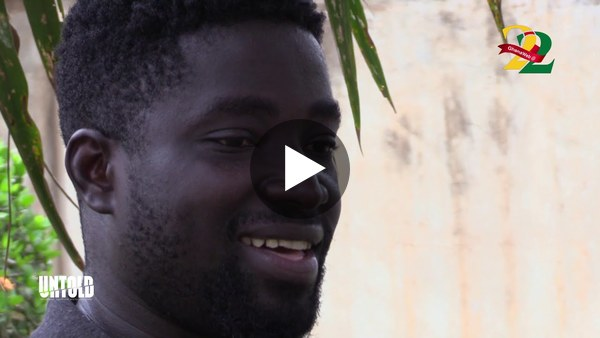 From the streets of Agona Nkwanta to dining with the high and mighty - Samuel Agyemang's story