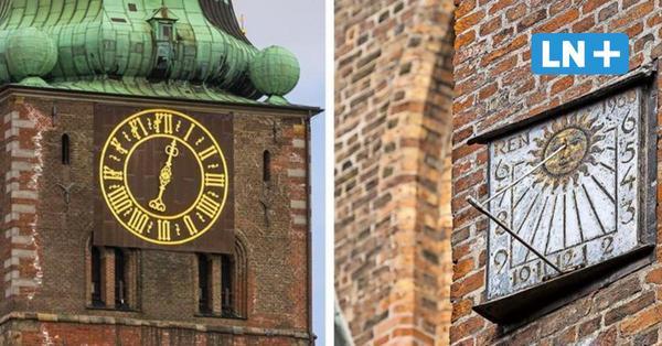 In Lübeck ticken nicht nur die modernen Uhren wieder richtig, sondern auch die schönen alten