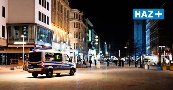 Region Hannover verhängt nächtliche Ausgangssperre vom 1. bis 12. April
