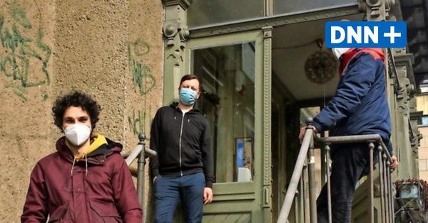"""""""Popeltest"""" statt Party: Dresdens Neustadt-Club Ostpol wird zum Testzentrum"""