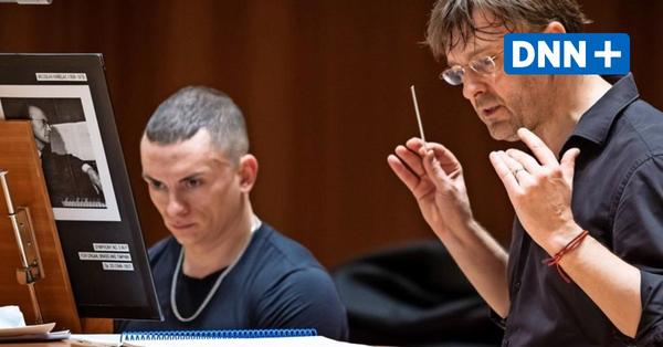 Sinfoniekonzert der Dresdner Philharmonie: Musikalische Reise nach Tschechien