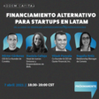 Financiamiento Alternativo para Startups en Latam