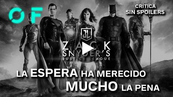 'LA LIGA DE LA JUSTICIA DE ZACK SNYDER' es BRUTAL: la consagración de un ESTILO ÚNICO en el cine de superhéroes - Vídeo Dailymotion