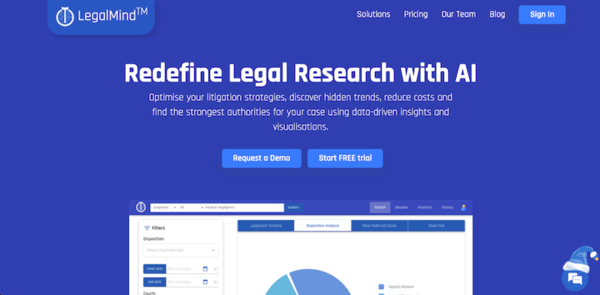 LegalMind - Building a synergy between law and technology.