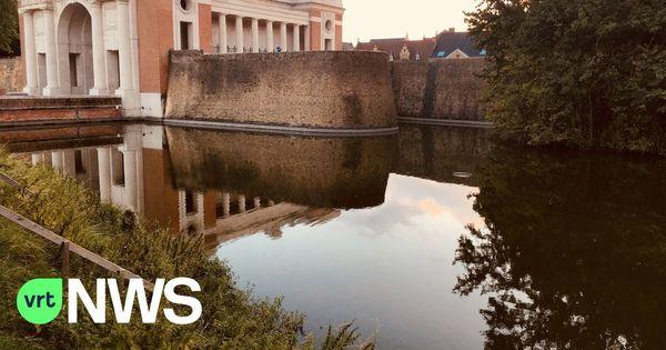 La ville d'Ypres va extraire 12 000 tonnes de vase des douves - Stad Ieper gaat 12.000 ton slib uit vestinggrachten graven