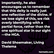 """Importantly, he also encourages us to remember that this deity is really just one reflection of the divine. If we lose sight of this, we risk overly identifying with a partial force, rather than the one spiritual star in our sight—the HGA."""