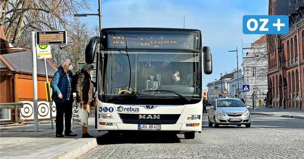 Mehr Haltepunkte und Fahrten: Doberaner Citybus soll noch attraktiver werden