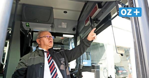 Börgerende-Rethwisch: Joost-Busse fahren jetzt mit Abbiege-Assistenten