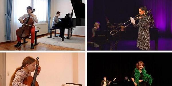 Jugend musiziert: Erfolge für Musiker im Landkreis Rostock