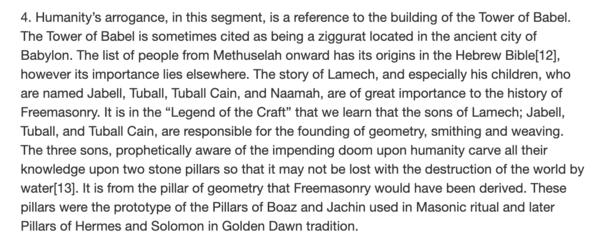 """""""Impending Doom"""" at Historicus Verus"""