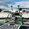"""Fliegendes Auge: VW-Werksicherheit setzt eine """"gefesselte"""" Drohne ein"""