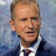 """VW-Chef Diess: Porsche-Börsengang""""hat keine hohe Priorität"""""""