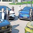 Volkswagen: In der Autostadt werden die ersten ID.4 an Kunden ausgeliefert