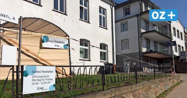 Rügen: Schnelltests gibt es jetzt auch am Sana-Krankenhaus