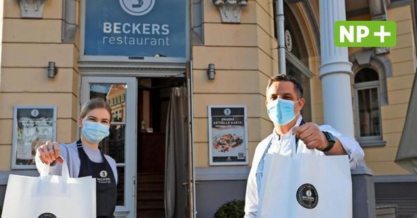 "Das bieten Gastronomen wie ""Beckers"" im Take-away zu Ostern an"