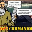 The Ten Commandments of Number 10