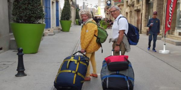 Cuando se jubilaron vendieron todo lo que tenían y comenzaron a viajar: más de 85 países en siete años