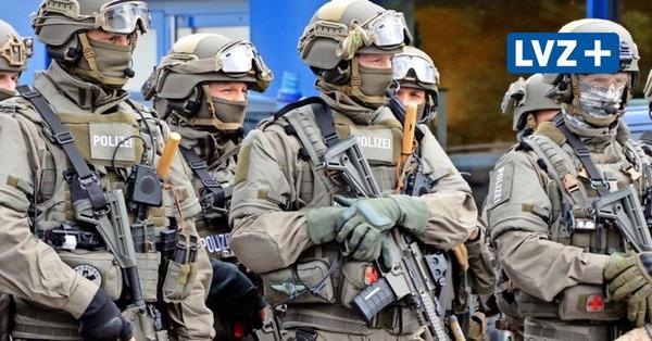 Skandal bei Polizei in Sachsen: Mitglieder des MEK Dresden sollen Munition gestohlen haben