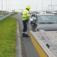 'Vage' bommelding op A4