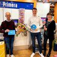 Prijs voor Primera Domien Koek 50e