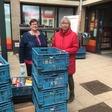 Hoge opbrengst voor voedselbank