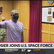 Indy Hoosier makes history as first African American in Indiana accepted into US Space Force | Fox 59
