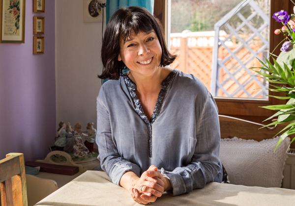 Dorothea Flechsig hat vor zehn Jharen ihren Verlag gegründet. (Foto: Privat)